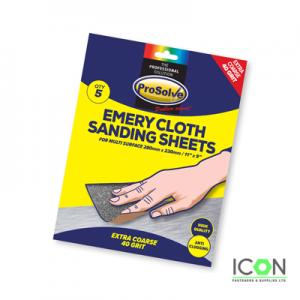 emery sanding cloth