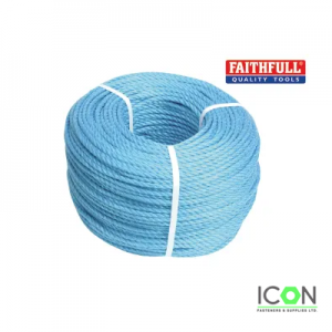 polypropylene rope coil
