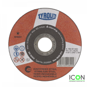stainless cutting disc