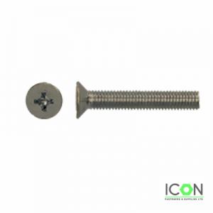 stainless machine screw