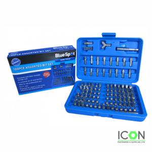 100 pce screwdriver set