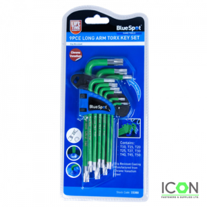 long arm torx ket set