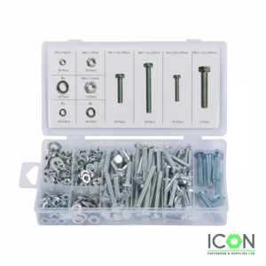 assortednut bolt and washer set